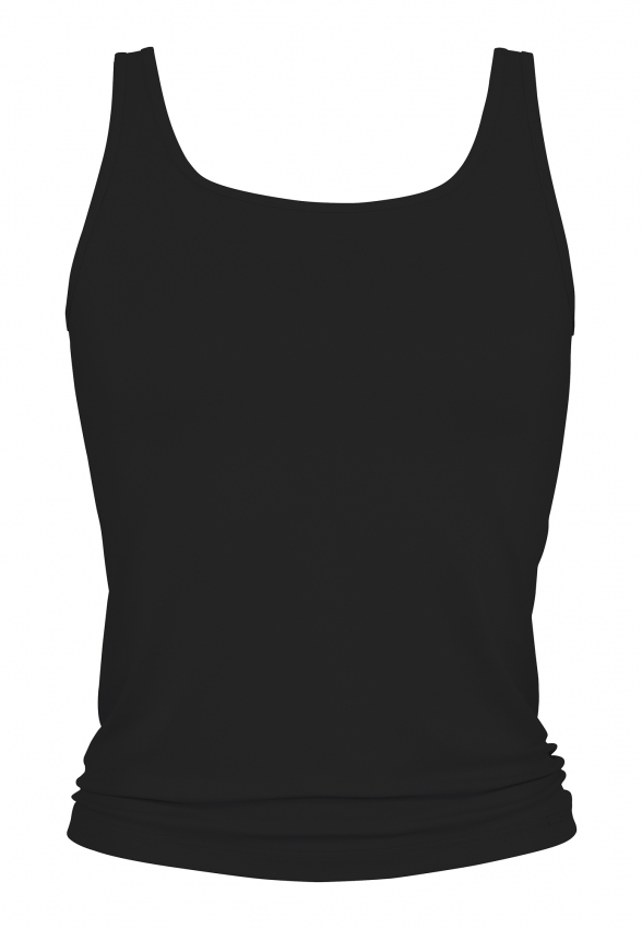 mey damen top soft shape schwarz neu gr 36 bis 46 unterhemd basic ebay. Black Bedroom Furniture Sets. Home Design Ideas